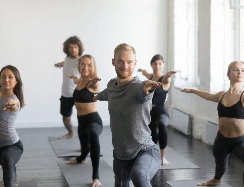 Power yoga vanaf 14 augustus op het rooster!